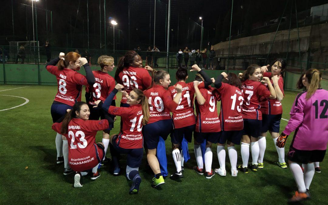 """Giovani, Sportivi e… DONATORI: i """"nostri"""" Studenti Infermieri scendono in CAMPO!"""