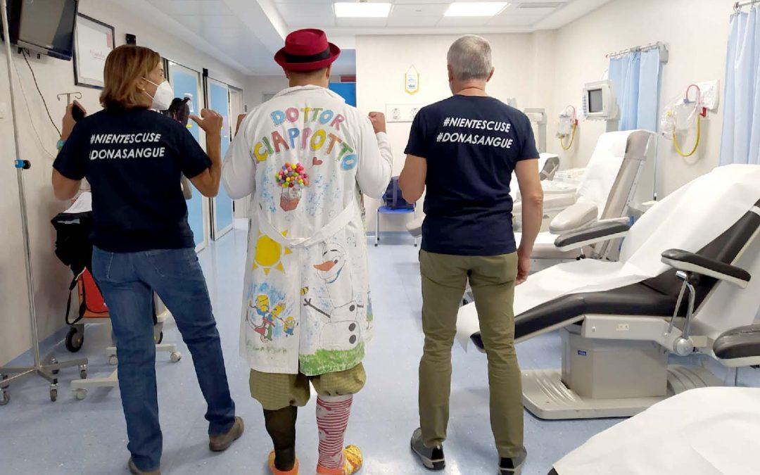 Raccolta speciale, nel mese dedicato all'oncologia pediatrica, per aiutare tanti bambini malati e le loro famiglie.